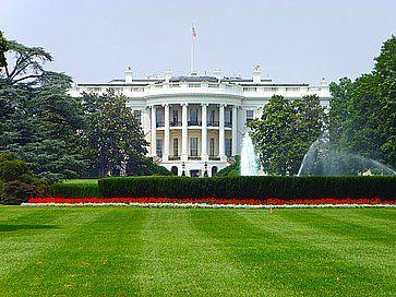 La Casa Bianca.