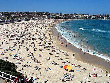 Bondi beach a Sydney.
