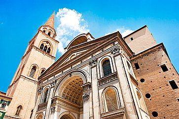 Basilica di Sant'Andrea a Mantova.