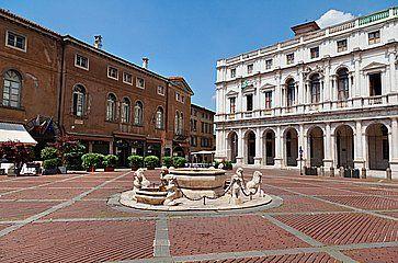 Palazzo del Podestà a Bergamo.