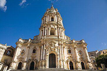 Il Duomo di San Giorgio a Modica.