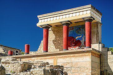 Il più grande sito archeologico dell'età del bronzo sull'isola di Creta.
