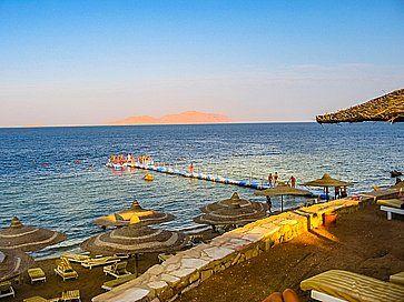 Coral Beach Resort Tiran a Sharm El Sheikh.