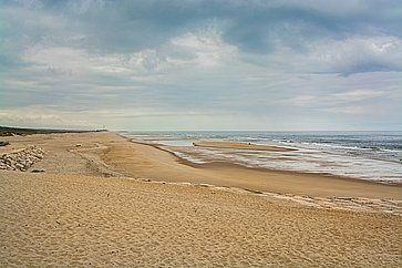 Spiaggia 'Costa de Lavos', a Figuerira da Foz.