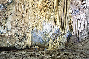 La The Paradise cave a Phong Nha Ke Bang.