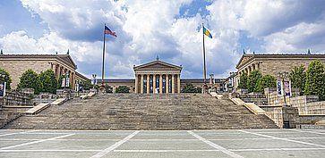 Il Philadelphia Museum of Art.