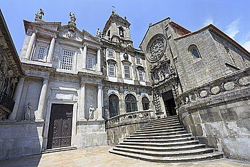 Chiesa di San Francesco a Porto.