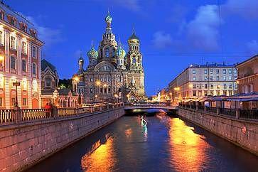 Chiesa del Sangue Versato (o Chiesa della Resurrezione del Nostro Salvatore) a San Pietroburgo-