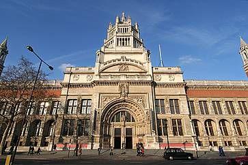 Il Victoria and Albert Museum.