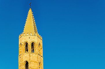 Il Campanile di Santa Maria, ad Alghero.