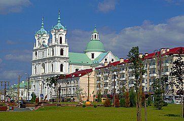 Chiesa a Grodno.