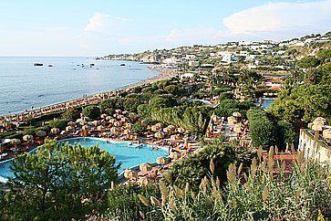 Il Parco Termale Giardini Poseidon ad Ischia.
