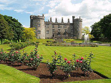 Il castello di Kilkenny in Irlanda.