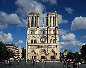 Cattedrale di Notre Dame.