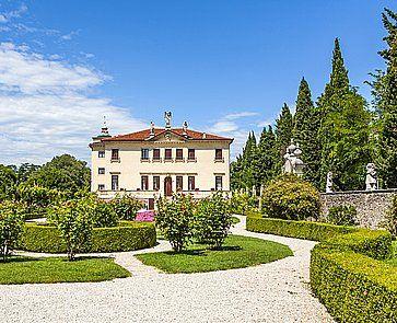 Villa Valmarana ai Nani a Vicenza.