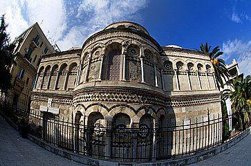 La Chiesa della Santissima Annunziata dei Catalani a Messina.