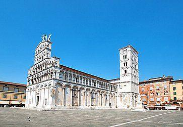 Chiesa di San Michele in Foro, a Lucca.