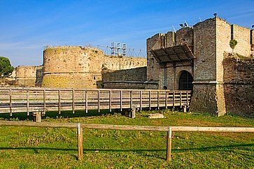 Rocca Brancaleone a Ravenna.