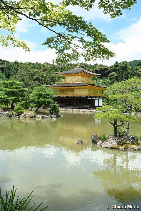 Il tempio d'Oro di Kyoto