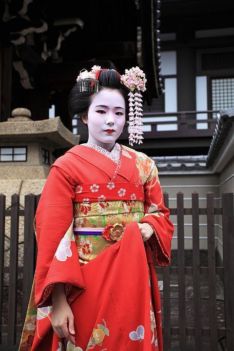 Geisha a Kyoto