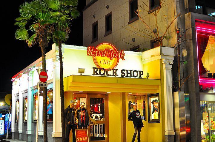 Hard Rock Cafe a Roppongi