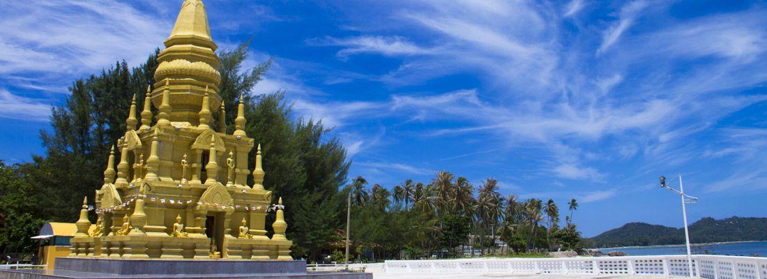 La Pagoda Laem Sor.
