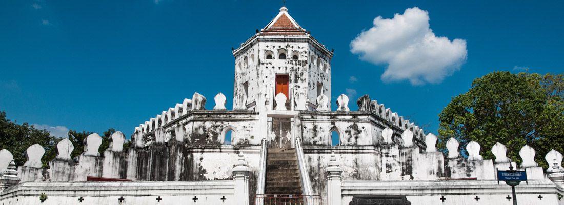 Il forte Phra Sumen.