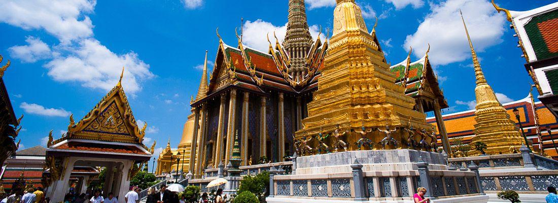 Il tempio Wat Phra Kaew.