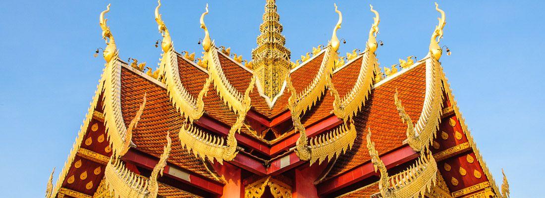 Il tempio Wat Phra Phutthabat.