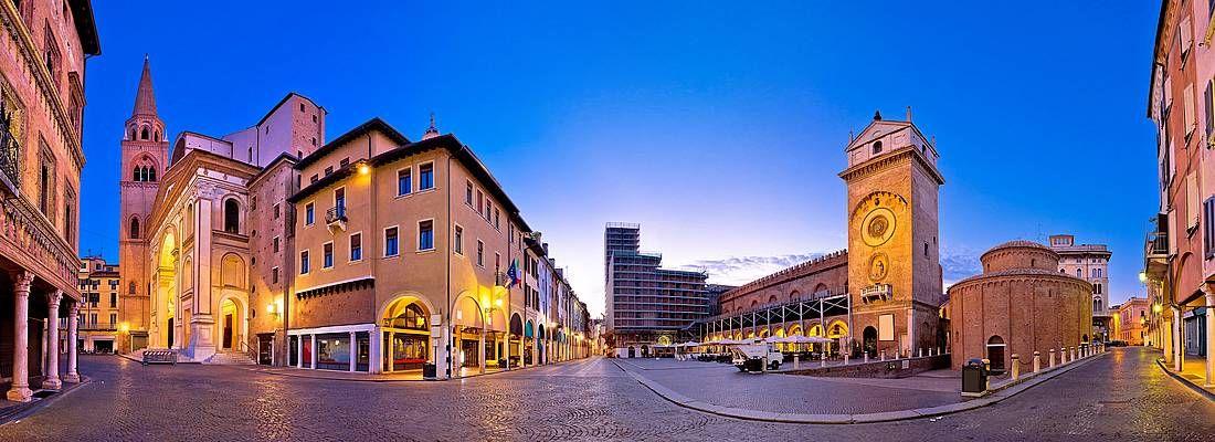 Dove dormire a Mantova