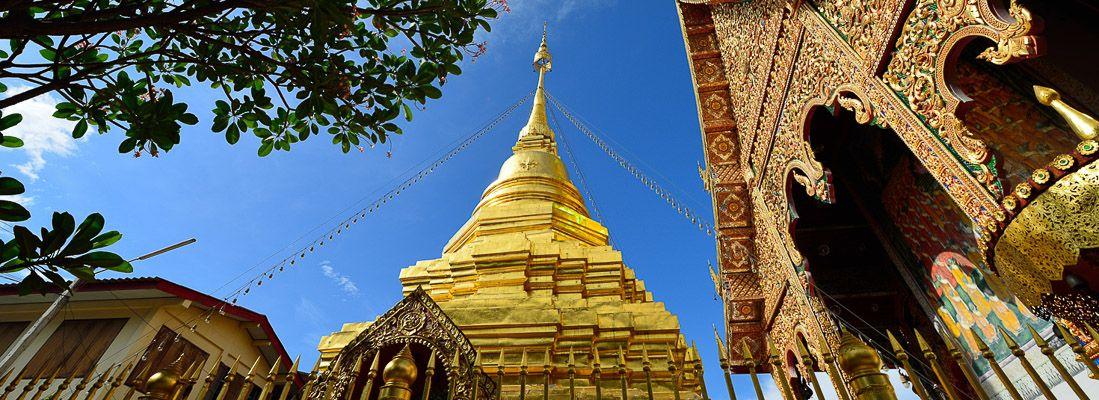 Il tempio Mahawan.