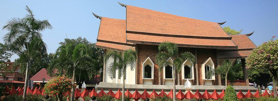 Il tempio Wat sala Loi.