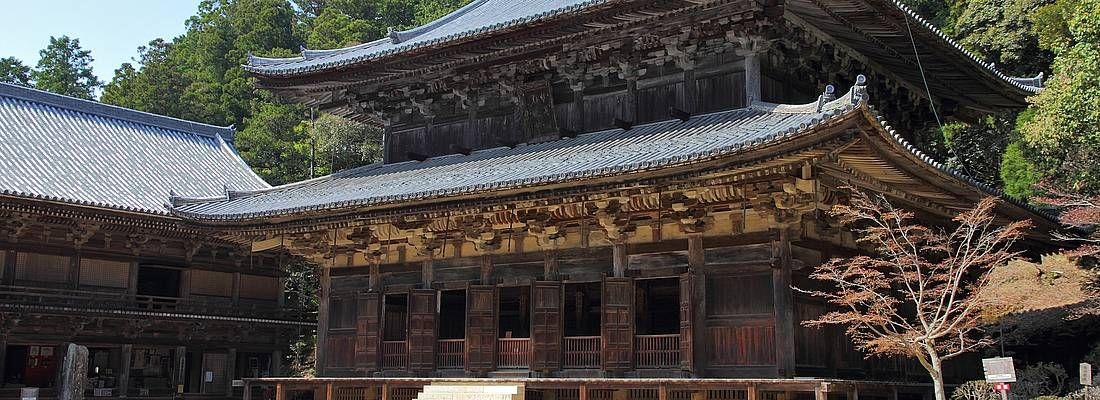 Tempio al Monte Shosha.