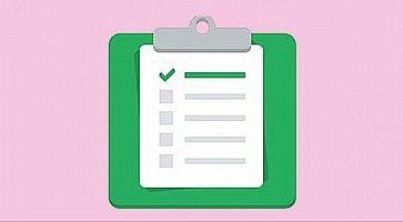 Icona per checklist.