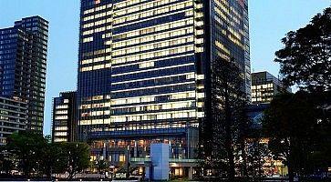 L'hotel Ritz Carlton di Tokyo.