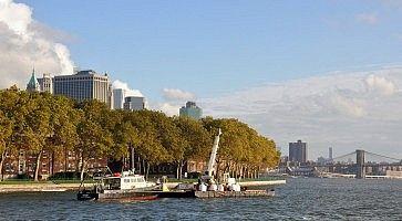 La Governors Island.