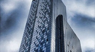 Il grattacielo One57.
