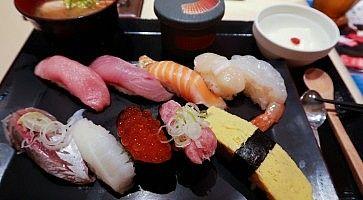 Sushi misto da Maguro Donya Miuramisakiko Megumi Shibuya