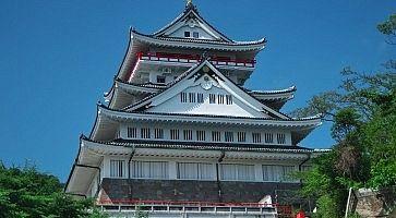 Il castello di Atami.