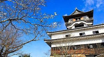 Inuyama Castle in Japan