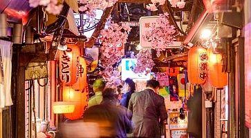 Shinjuku Tokyo Nightlife