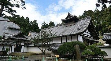 Tempio Zuiganji a Matsushima.