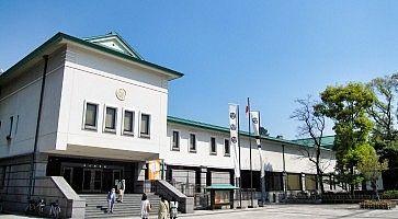 Il museo d'arte Tokugawa.