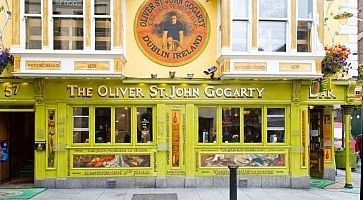 Oliver St. John Gogarty's Hostel