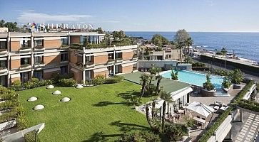 Four Points by Sheraton Catania Hotel