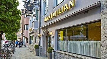 Hotel Maximilian – Stadthaus Penz