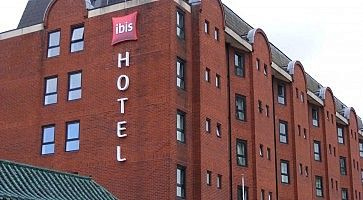 ibis Birmingham Centre New Street Station Hotel