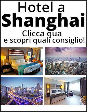 Hotel a Shanghai