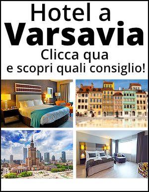 Hotel a Varsavia