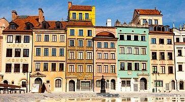 Morning in Warsaw